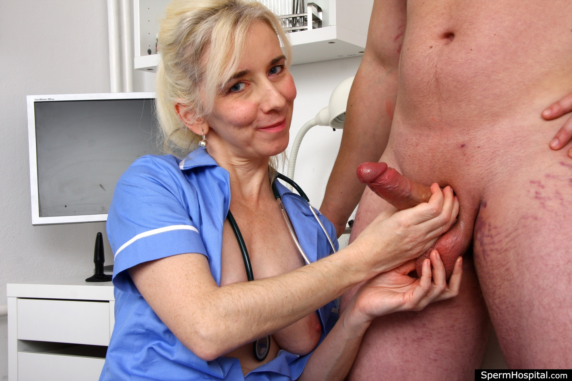 Mature Female Doctor High Resolution Stock Photography And Images